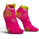 Compressport Pro Racing V3.0 UItralight Run Low Hardloopsokken roze